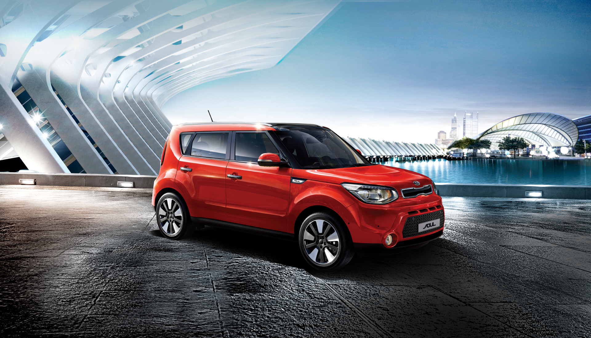 Kia Soul 7-Speed DCT Launched