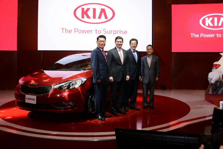 Kia Motors Mexico Holds Official Brand Launch Ceremony