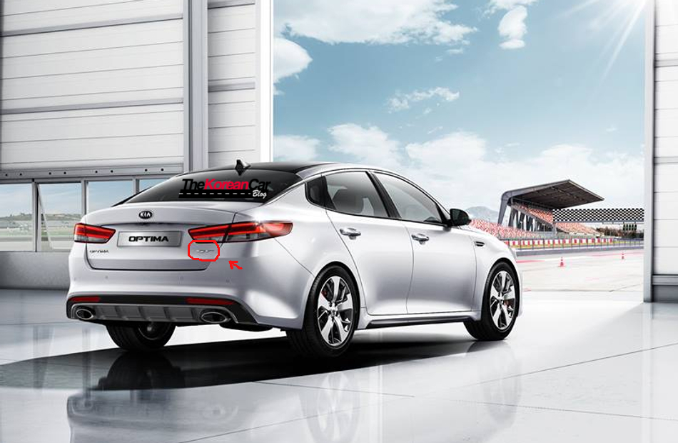 Kia Optima GT High Performance Sedan in the Works
