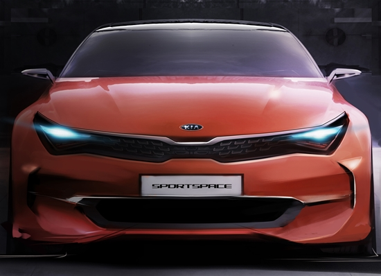 Kia to Develop the Optima Sportspace