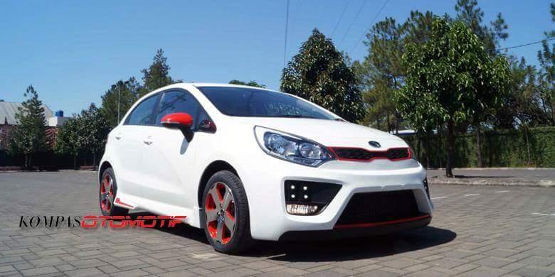Kia Rio GT Indonesian Project