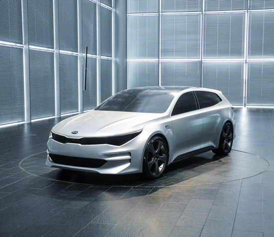 Making Off Kia Sportspace Concept
