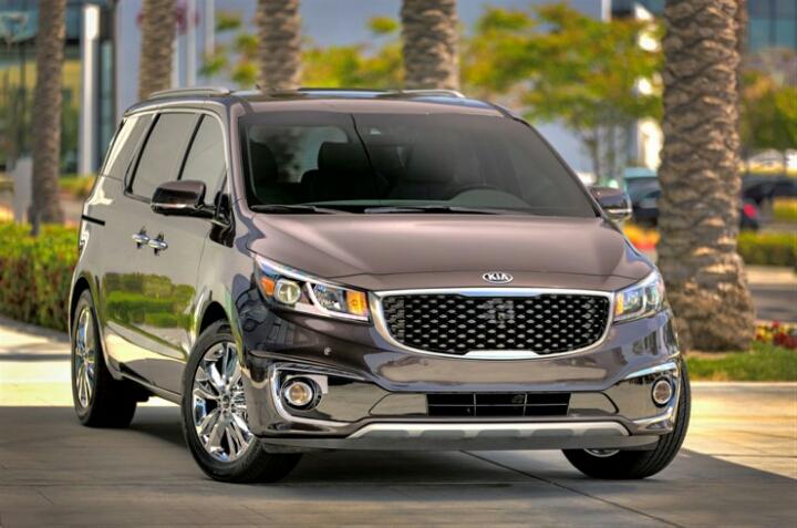 Kia Motors America Announces August Sales