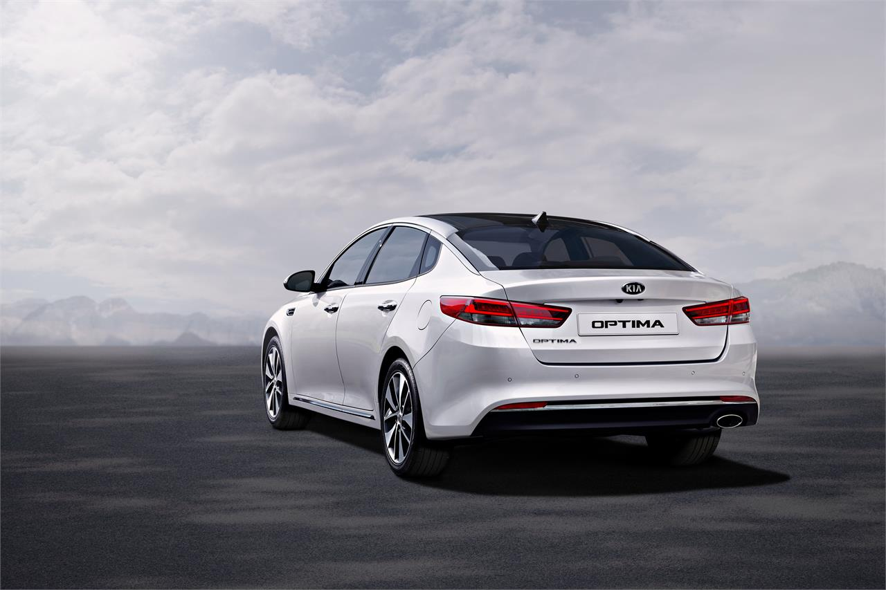 Euro-spec Kia Optima to Debut at Frankfurt