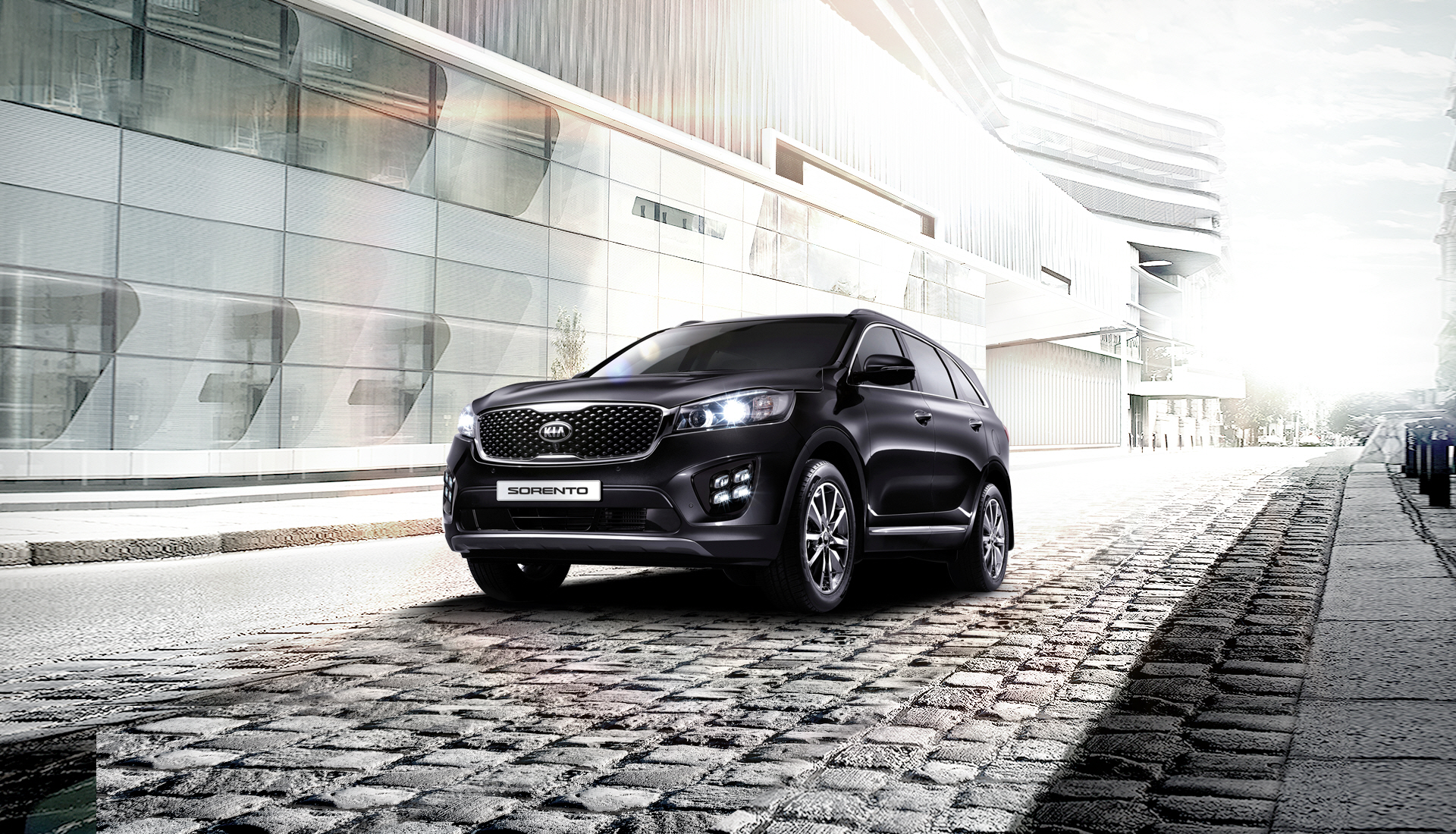 Kia Launched 2016 Sorento for South Korea