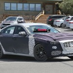 Hyundai Genesis Sedan Turbo Spied for the First Time (11)
