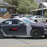 Hyundai Genesis Sedan Turbo Spied for the First Time (2)