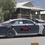 Hyundai Genesis Sedan Turbo Spied for the First Time (3)