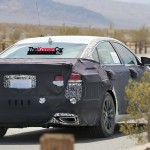 Hyundai Genesis Sedan Turbo Spied for the First Time (7)