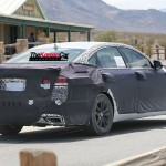 Hyundai Genesis Sedan Turbo Spied for the First Time (9)