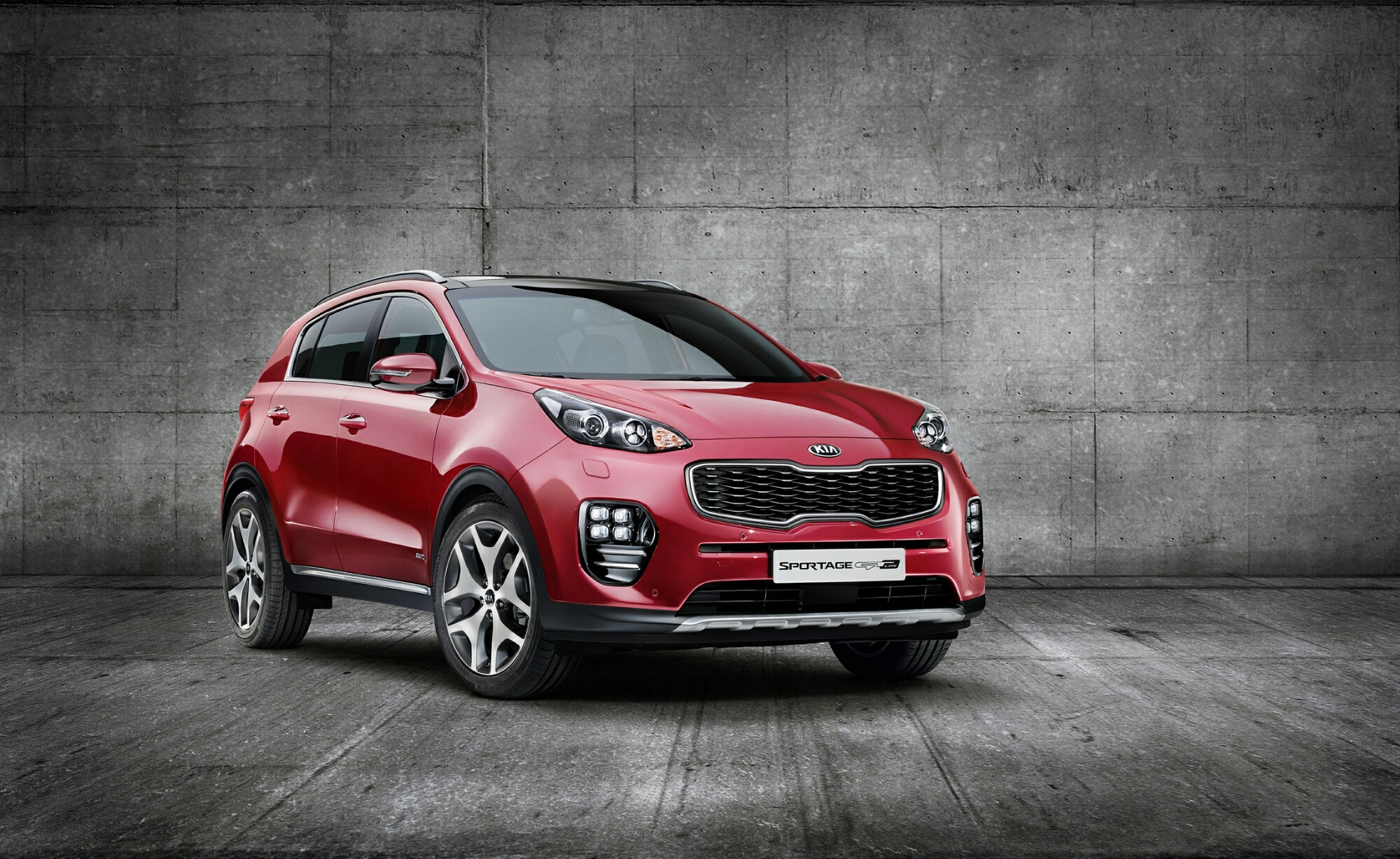 2016 Kia Sportage Revealed Ahead Frankfurt