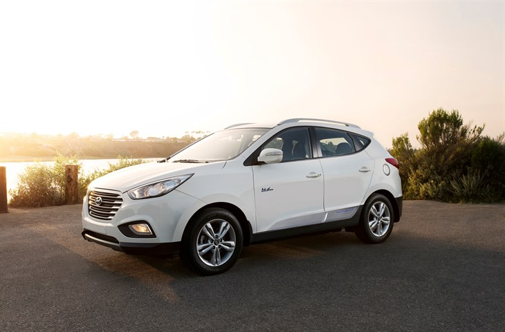 Hyundai Succeeded Developing Core Fuel Cell Part