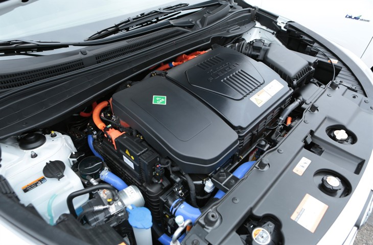 Hyundai Fuel Cell 2