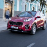 New Sportage_exterior_dynamic_front_#02