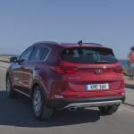 New Sportage_exterior_dynamic_rear_#05
