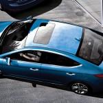 all new Hyundai Elantra revealed ahead Frankfurt (11)