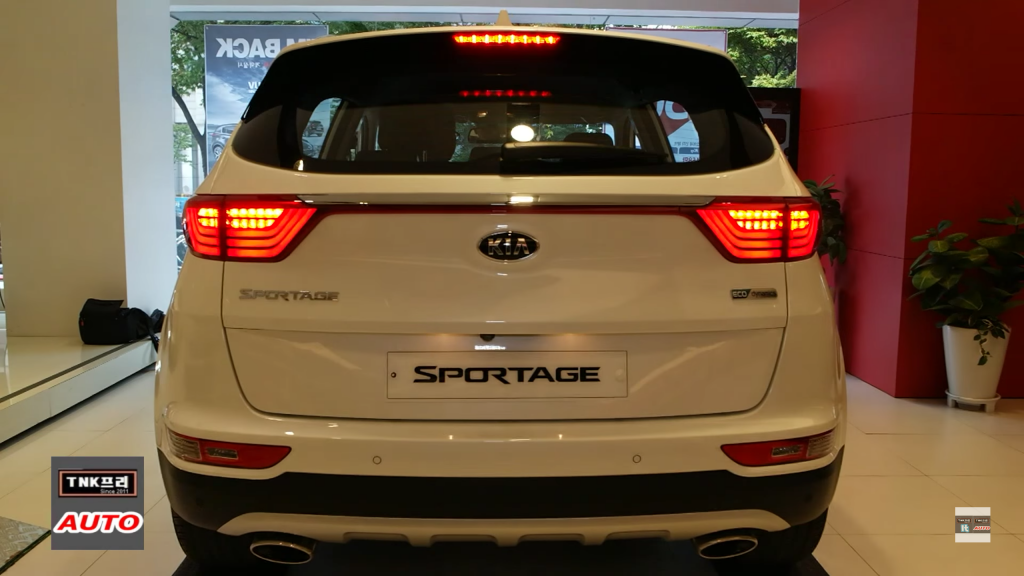 2016 Kia Sportage first look in video