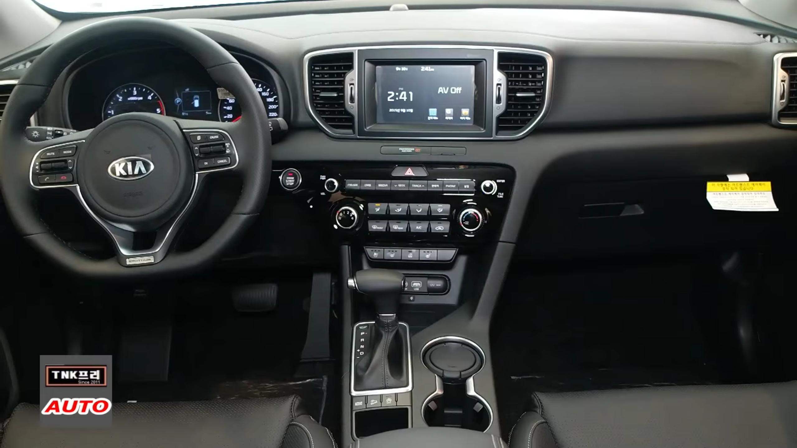 2016 Kia Sportage First Look In Video 2 Korean Car Blog