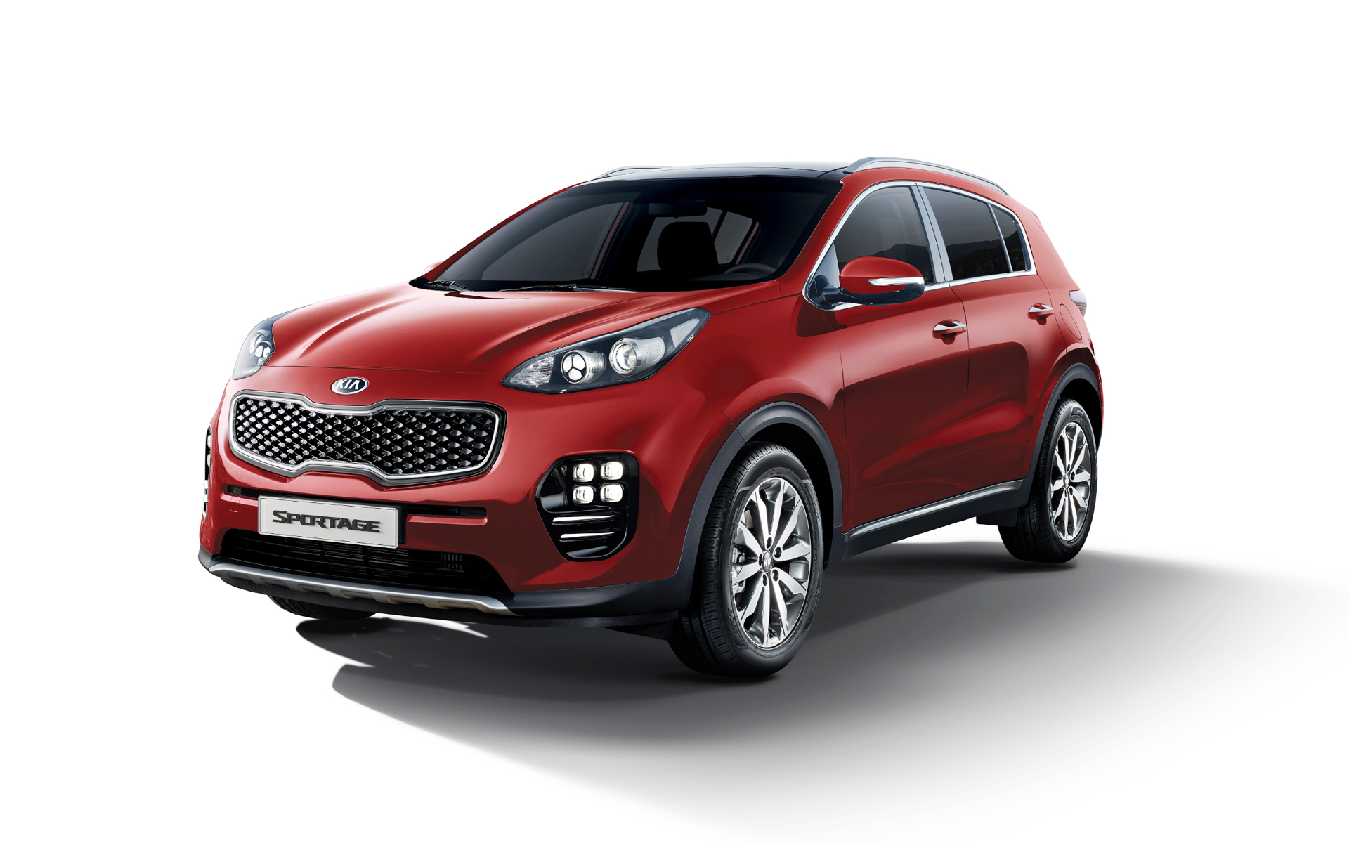 Kia Sportage 1.7 CRDi Launched in South Korea