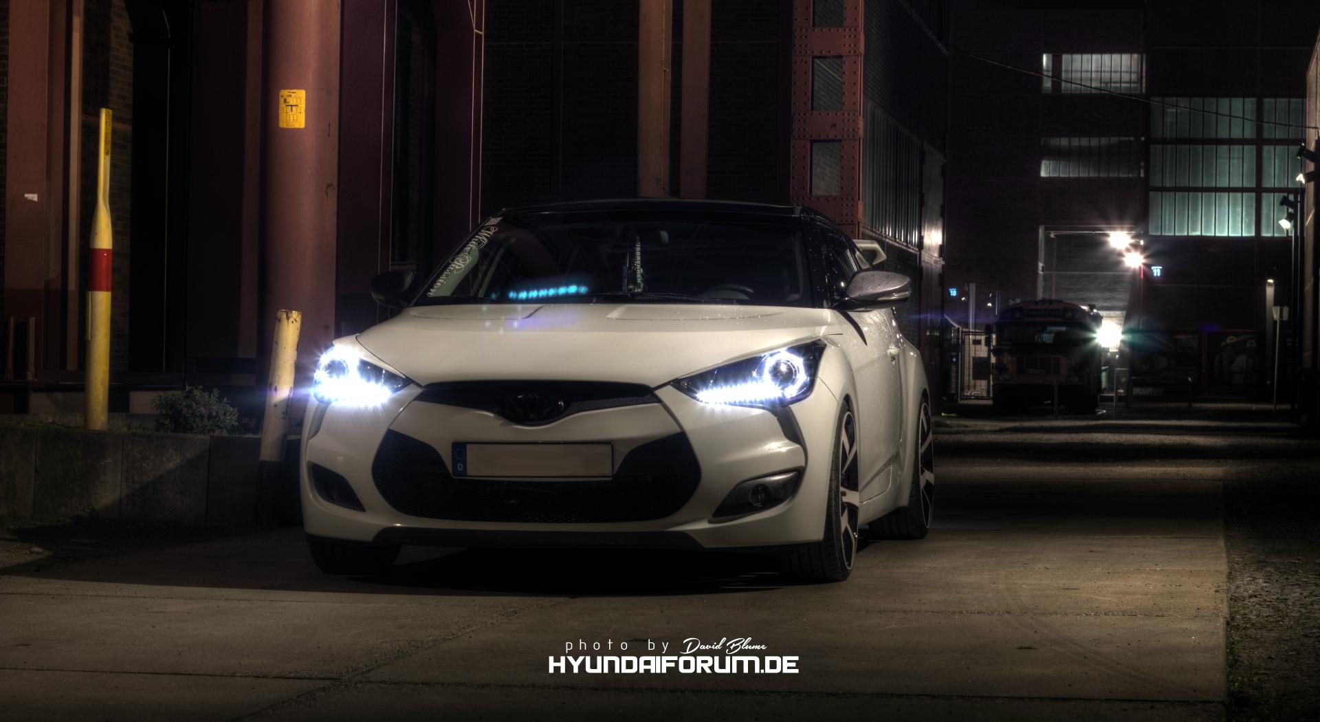 Interview: Simone Ritter – Hyundai Veloster