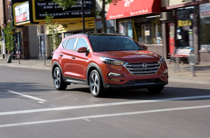 Hyundai USA Sales Grows 20% thanks to Tucson, Santa Fe