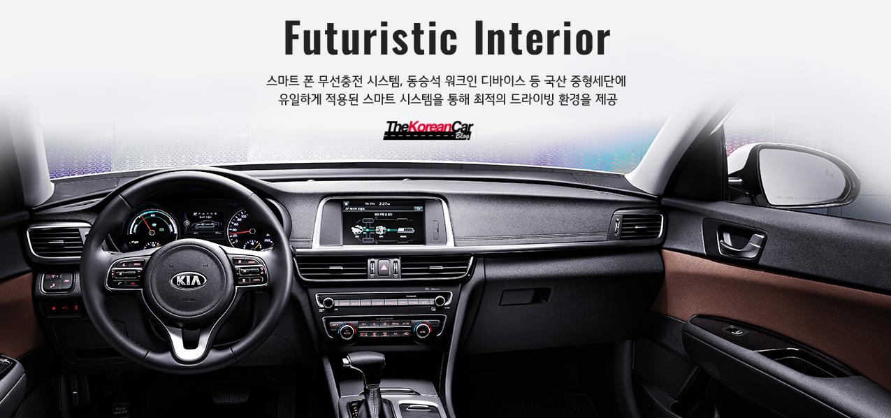 Kia Optima Hybrid 4