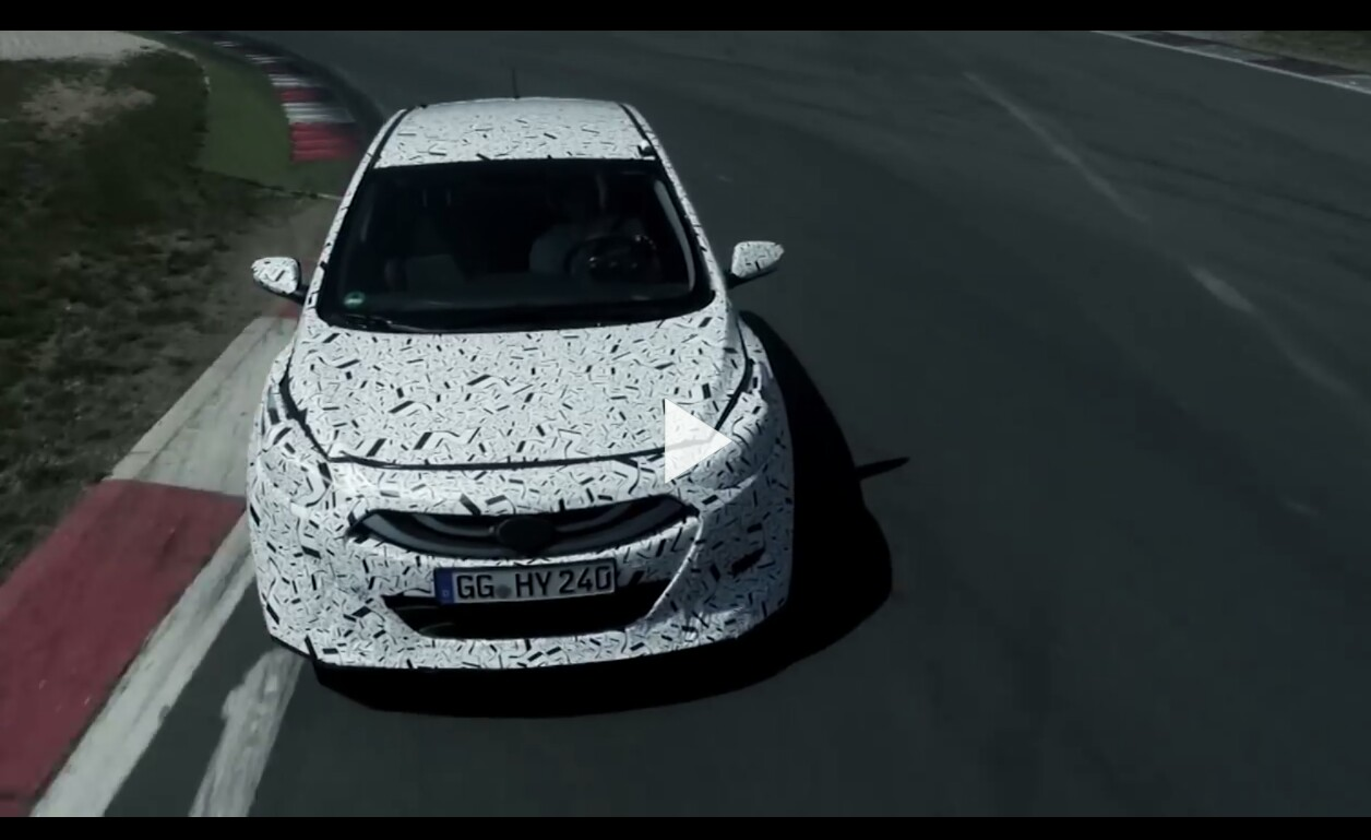 First Teaser of Hyundai N Performance, will be i30 N