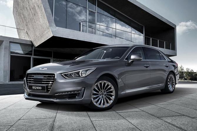 Hyundai Motor Group Winning Customers Back with their Luxury Genesis EQ900