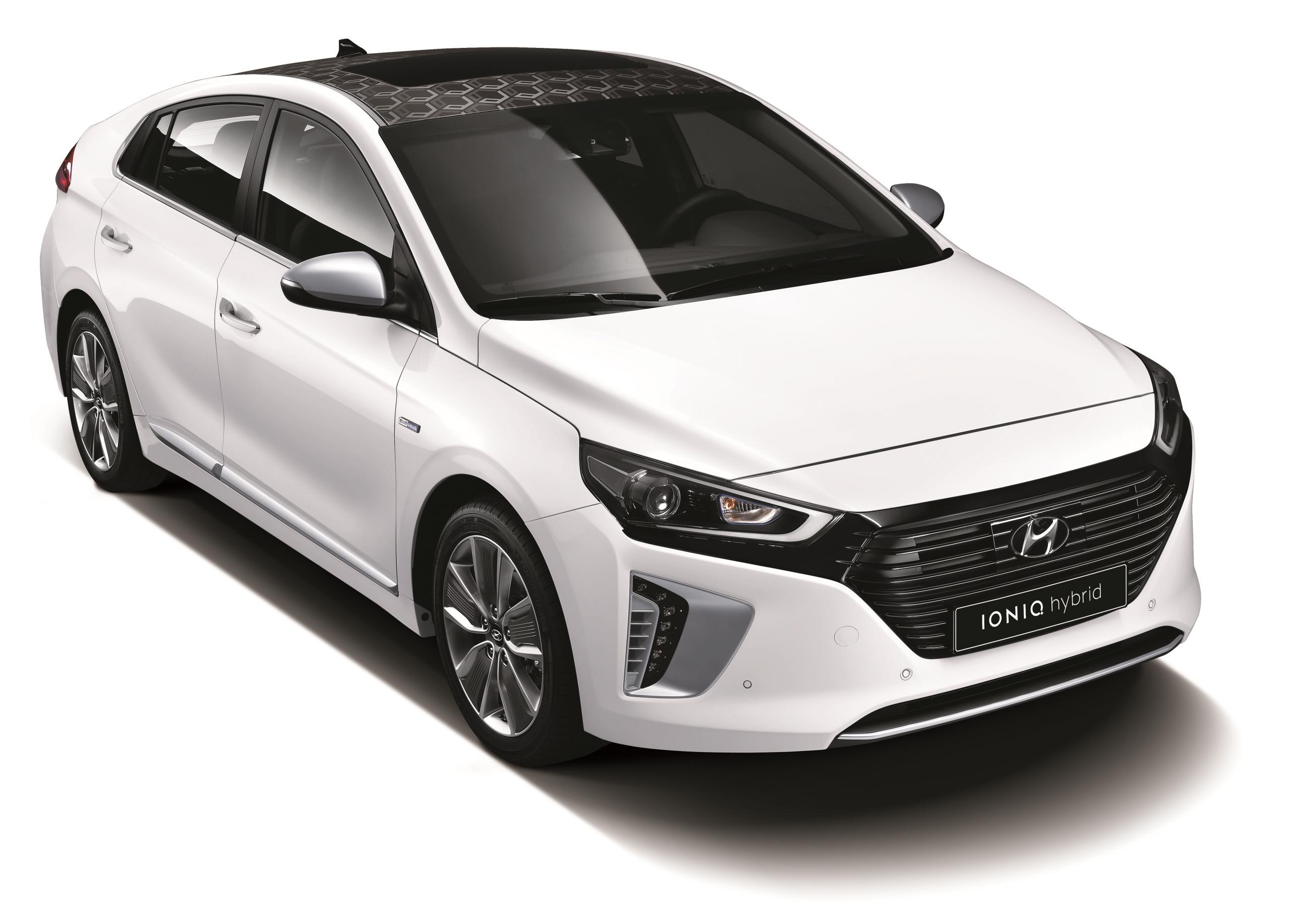 Hyundai IONIQ, Not Your Regular Hybrid