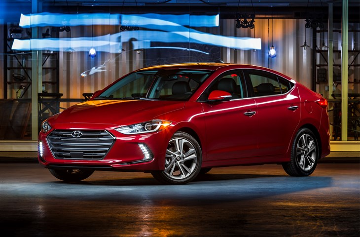 All-New 2017 Hyundai Elantra