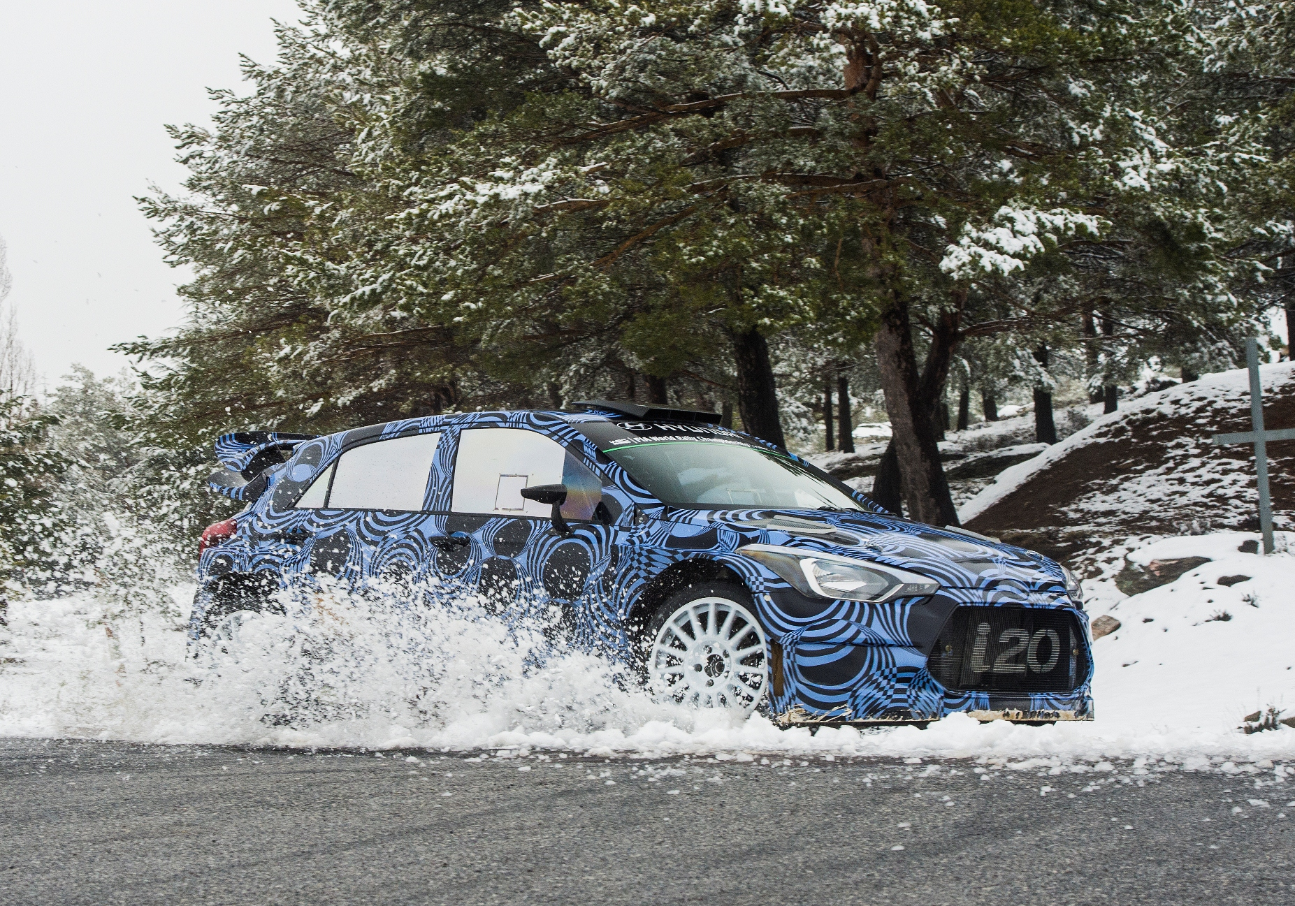 Hyundai Motorsports Will Debut New Generation i20 at Rallye Monte-Carlo