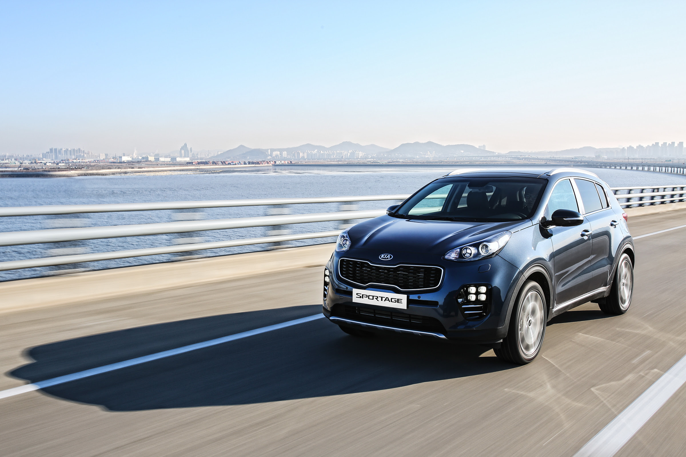 Kia Releases their global sales figures for January 2016
