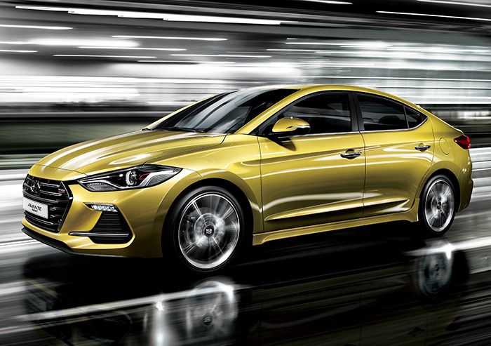 Hyundai Elantra Sport Finally Revealed