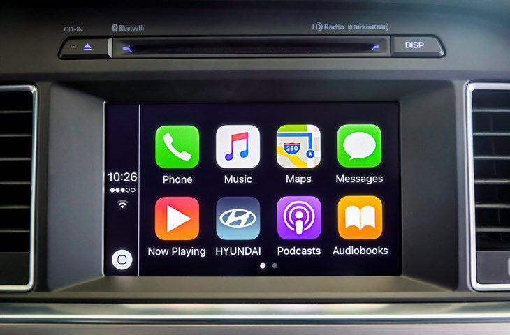 Hyundai Adds Apple CARPLAY Support To 2016 Sonata