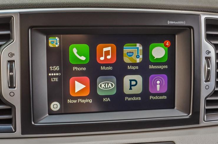 KIA Motors Ameria Launches Apple CarPlay® With UVO