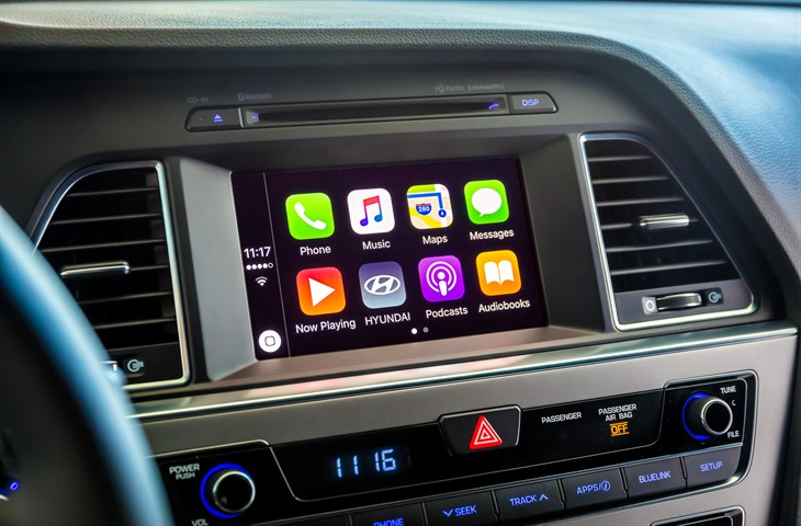 Hyundai Expands Apple Carplay and Android Auto offer to more vehicles