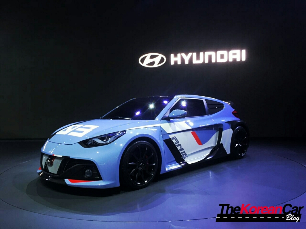Hyundai Motor Shows its Passion for High-Performance at the 2016 Busan International Motor Show [Update]
