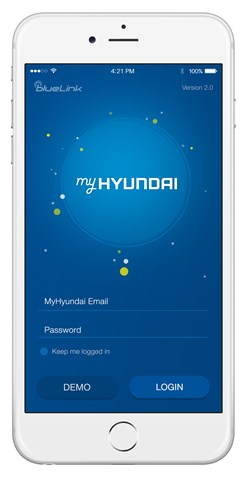 Hyundai launches new MyHyundai App