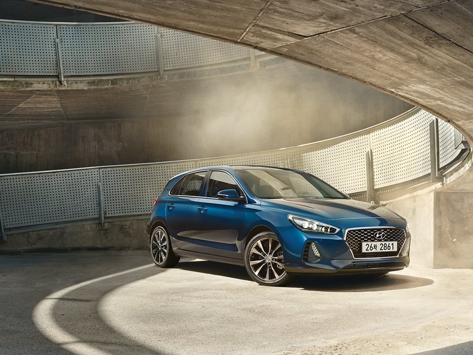 New Generation Hyundai i30: Product information
