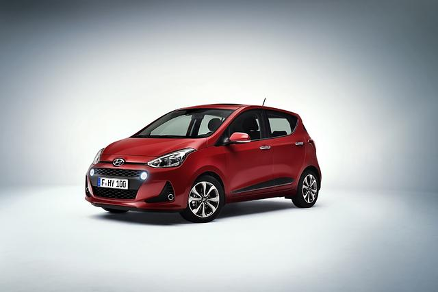 Hyundai New i10: More style and advanced technology for an even greater package