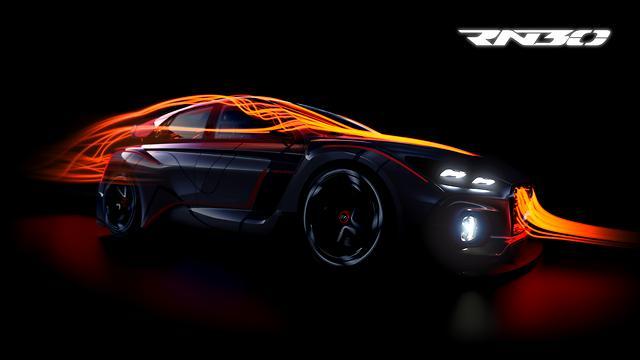 Hyundai RN30 Concept Makes Debut At Paris Motorshow