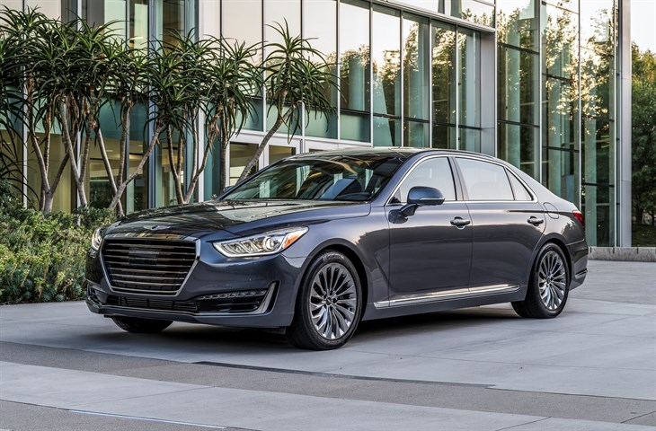 The Genesis Brand Completes its First Full Calendar Sales Year