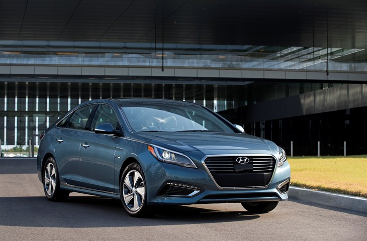 Sonata Plug-In Hybrid Delivers Class-Leading 27-Mile All-Electric Range