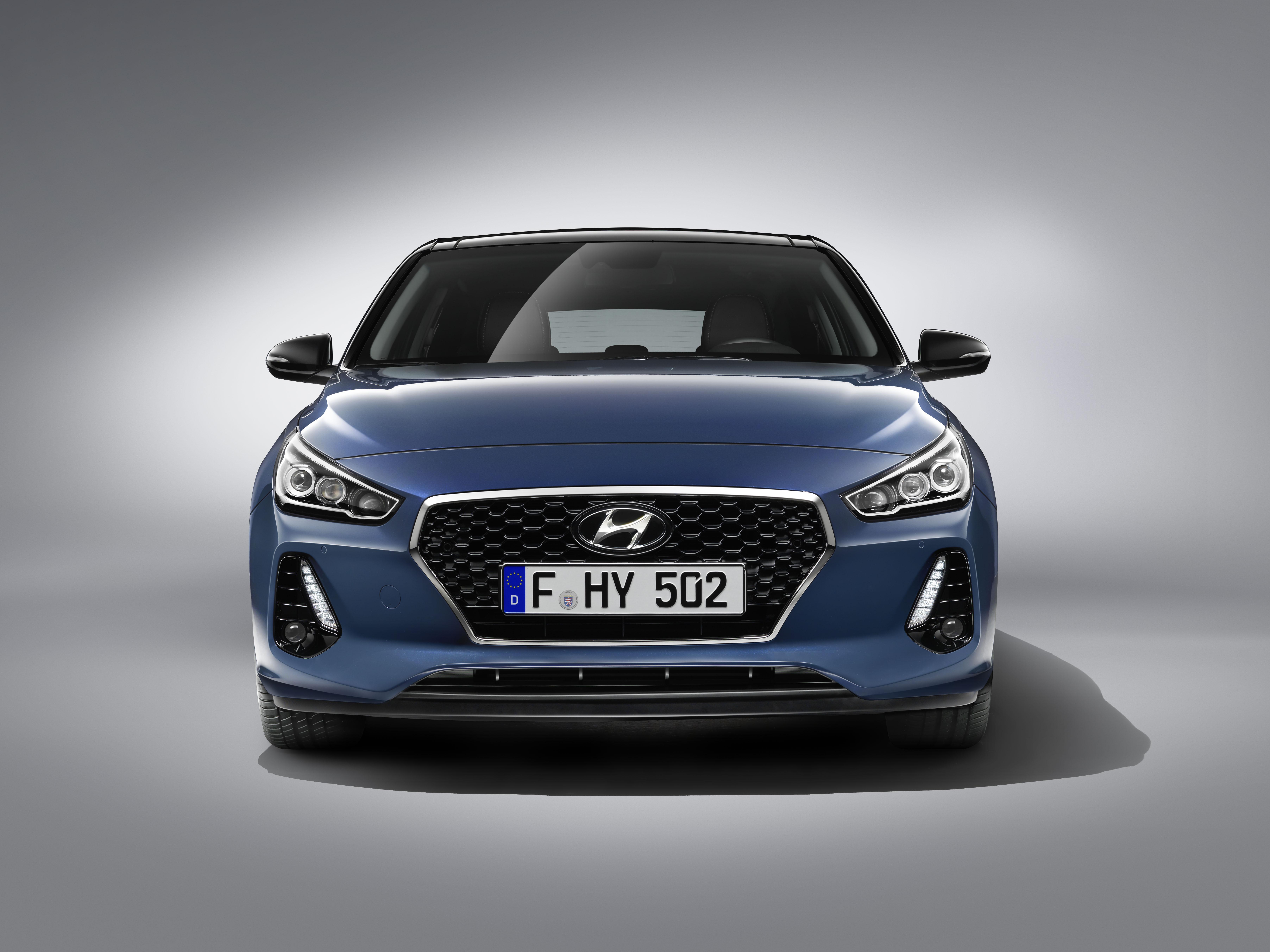 Hyundai's New Generation i30
