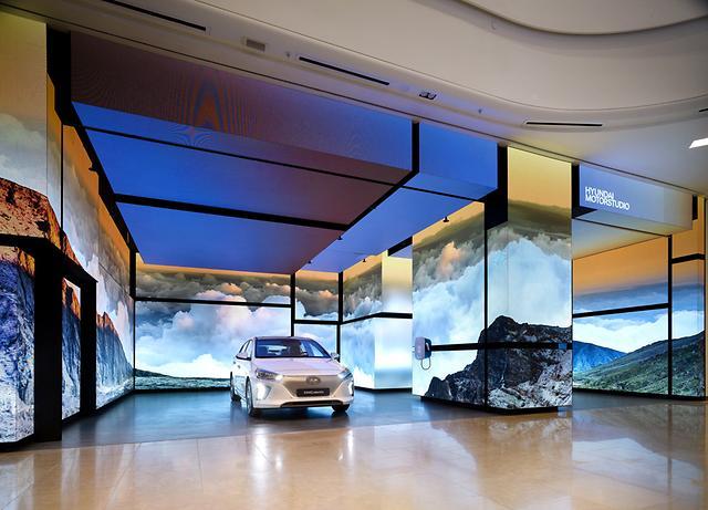 Hyundai Motor Opens New Brand Experience Space, Hyundai Motorstudio Hanam, in South Korea