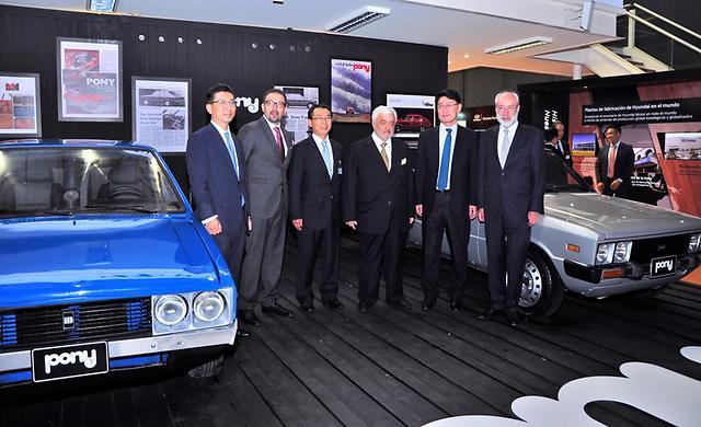 Hyundai Motor Celebrates 40 Years of Export Growth