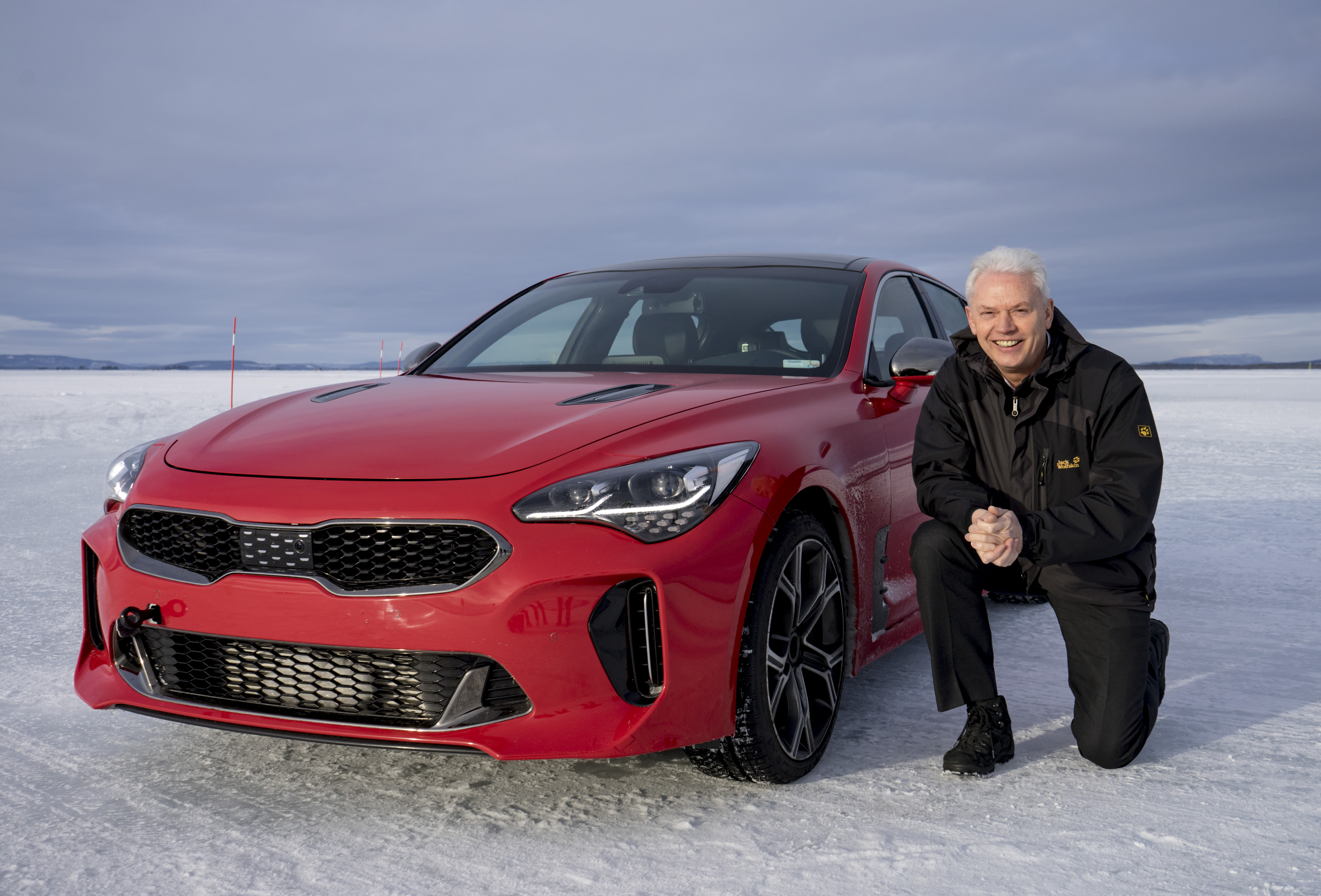 Extreme winter testing regime for all-new Kia Stinger [Update Video]