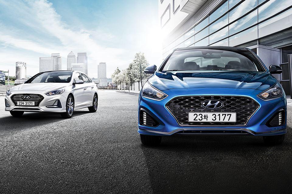Hyundai Motor Unveils New Sonata in Korea