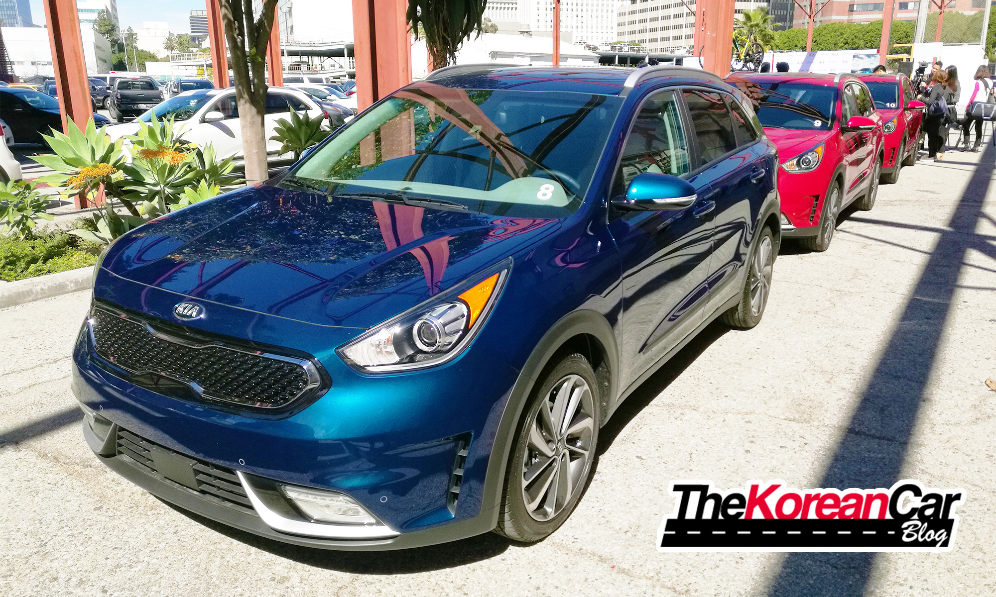 First Drive: ​2017 Kia Niro