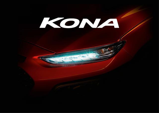 US-built Hyundai KONA will debut at Los Angeles